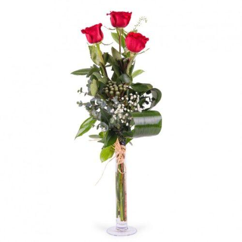 12€ 3 rosas