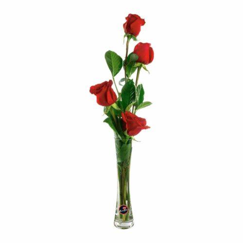 15€-4 rosas
