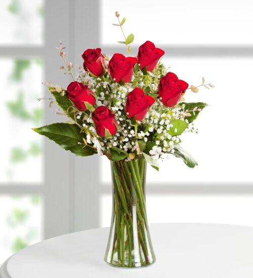 21€ 7 rosas